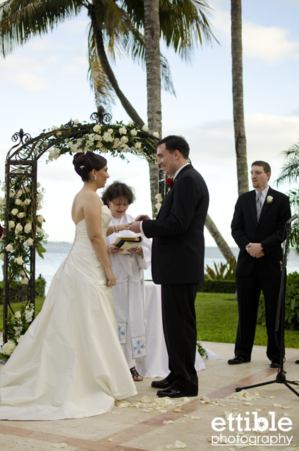 Eric and Christine's Miami Wedding