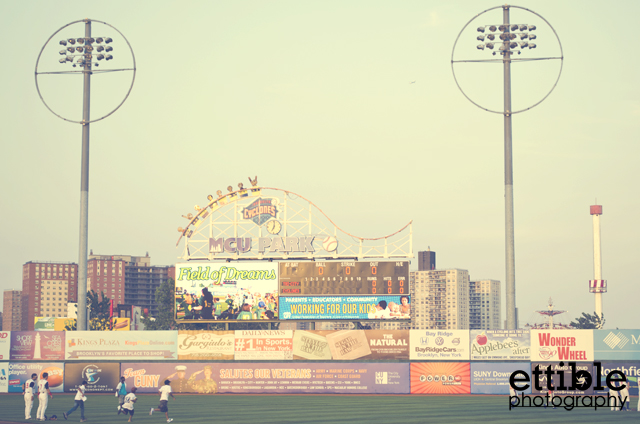 Coney Island and Brooklyn Cyclones