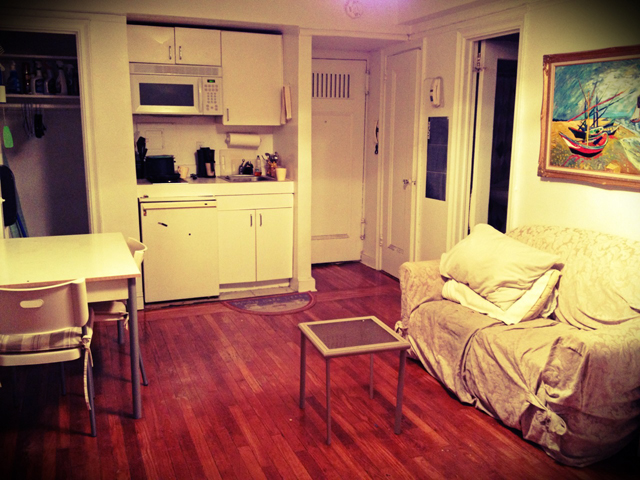 NYC Studio Apartment